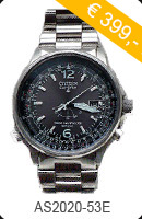 Citizen Promaster Sky Pilot  AS4050-51E