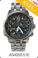 Citizen AS4050-51E Promaster Sky Pilot