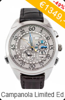 Citizen Campanola Minute Repeater Limited Edition