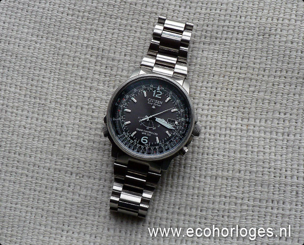 Citizen AS2020-53E Promaster Sky Pilot horloge